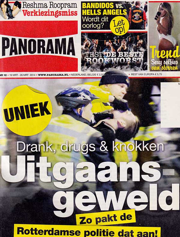 Rick Nederstigt Fotograaf foto fotografie Twente Enschede Politie